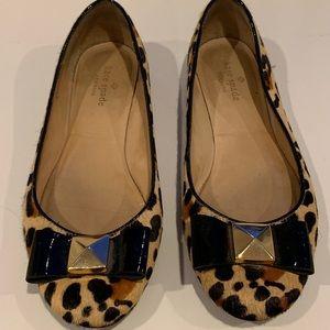 Kate Spade Leopard Flat
